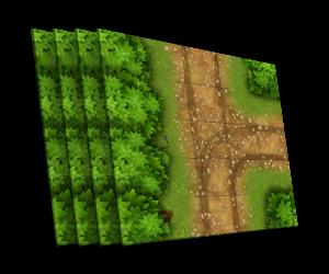 4 karty [T] - rozwidlenie drogi
