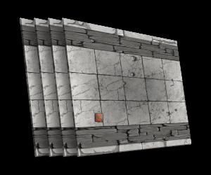 4 karty [I] prostego korytarza