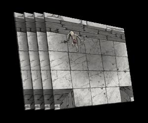 4 cards [T] - fork of the dark corridor