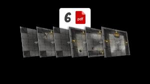 6 plików PDF | wersja ciemna | 200 dpi | ze znakiem wodnym