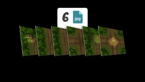 6 plików JPG | wersja nocna | 100 dpi | bez znaku wodnego