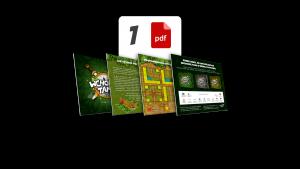 1 plik PDF z 4 stronicową instrukcją obsługi