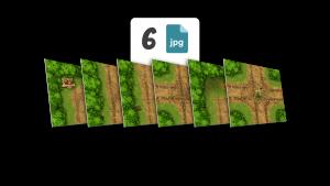 6 plików JPG | wersja dzienna | 100 dpi | bez znaku wodnego