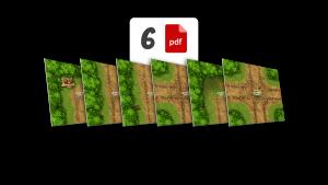 6 plików PDF | wersja dzienna | 200 dpi | ze znakiem wodnym